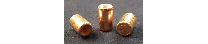 Bullets Copper Plated WC 38/357