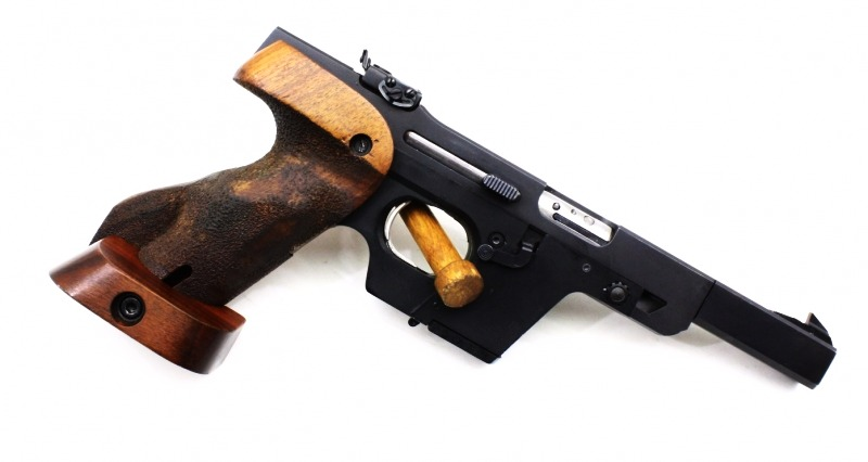 Walther GSP with change barrel
