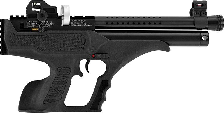 PCP Pistol Sortie Semi-Auto