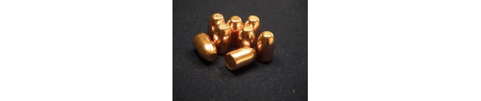 Bullets Copper Plated cal 44Mag