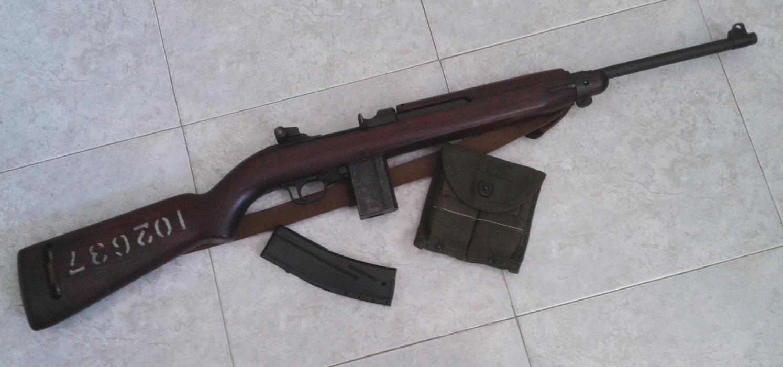 US M1 Carbine