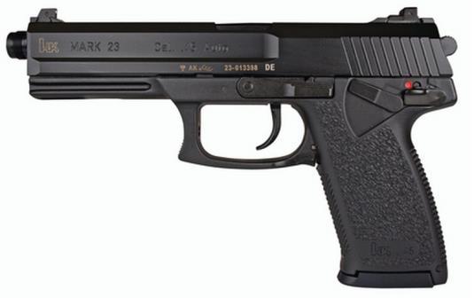 HK Mark 23 - Cal. .45ACP