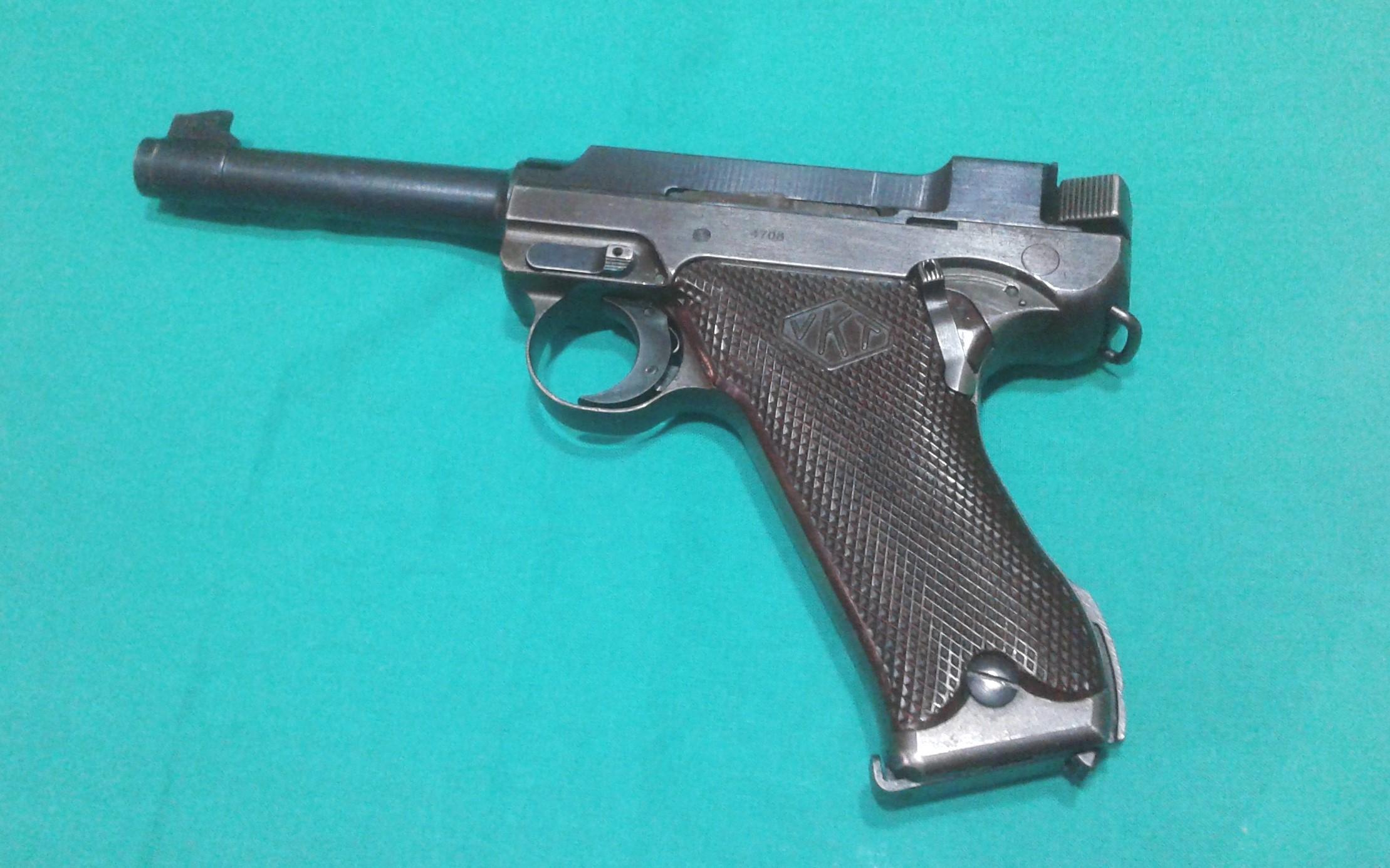 Arminius Revolver Hw5