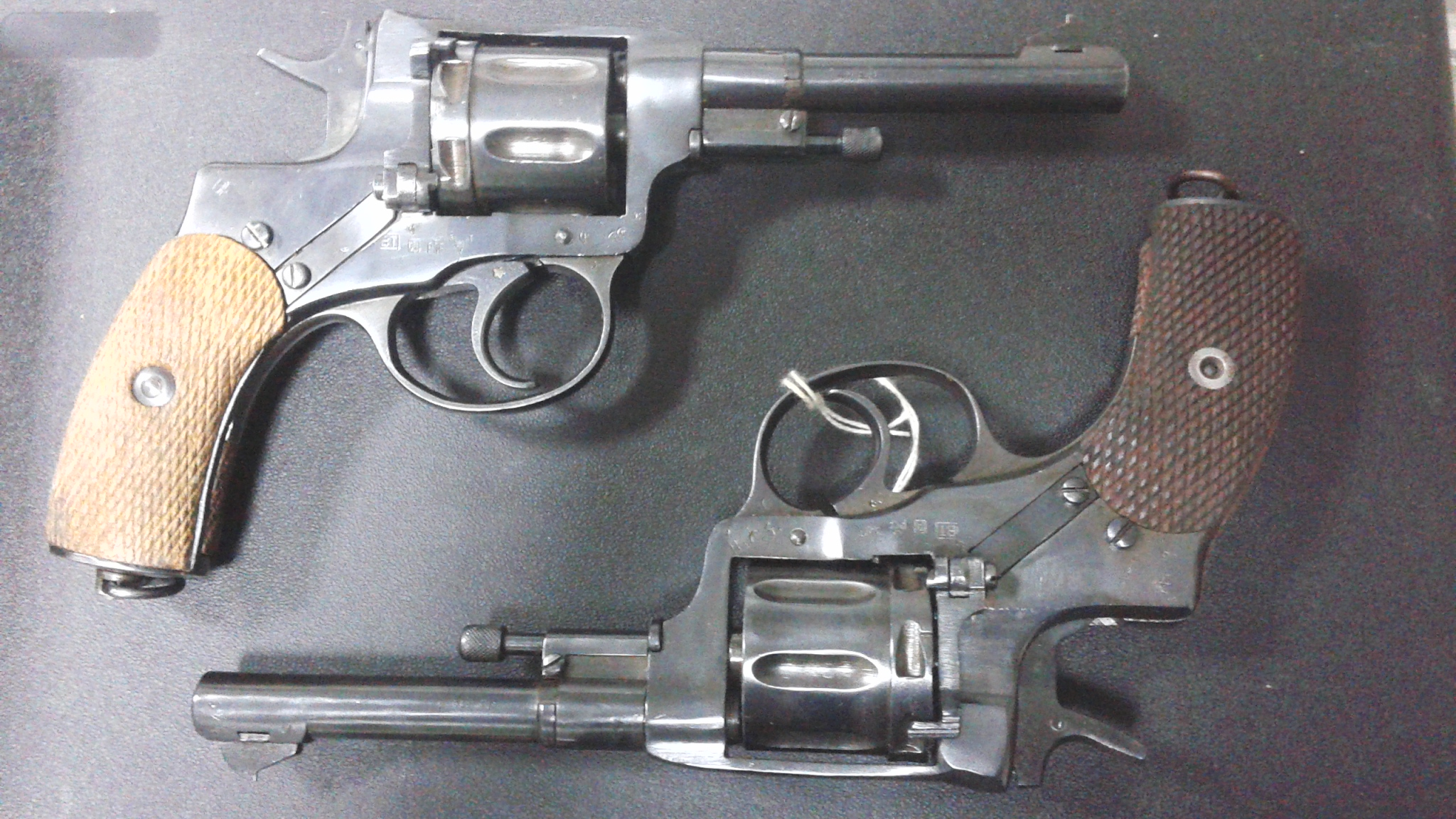 Nagant Revolvers mod.1895
