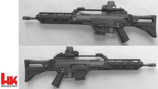 HK243-S TAR Cal.223Rem