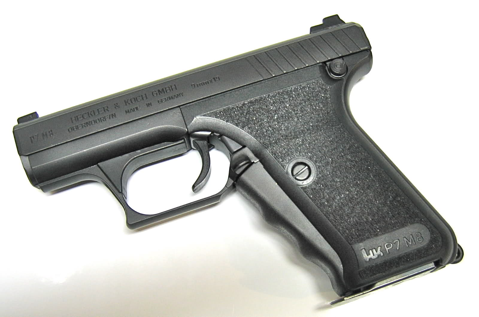 HK P7M8 cal 9x19mm SOLD OUT