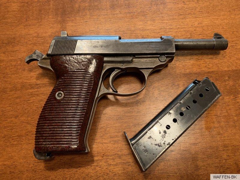 Walther P 38 WW II