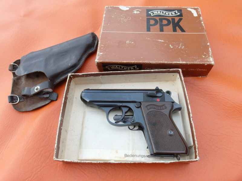 Walther PPK 7.65BR