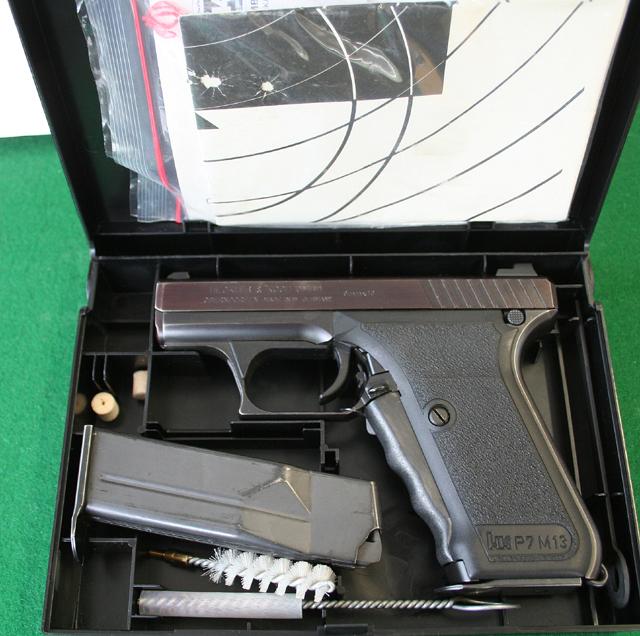 HK P7M8 SOLD