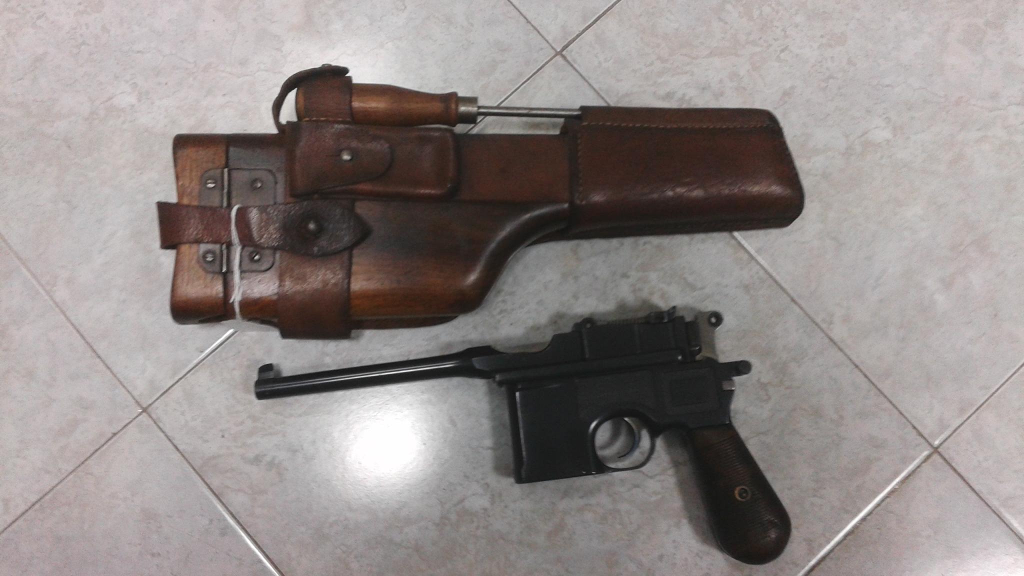 Mauser C96 SOLD