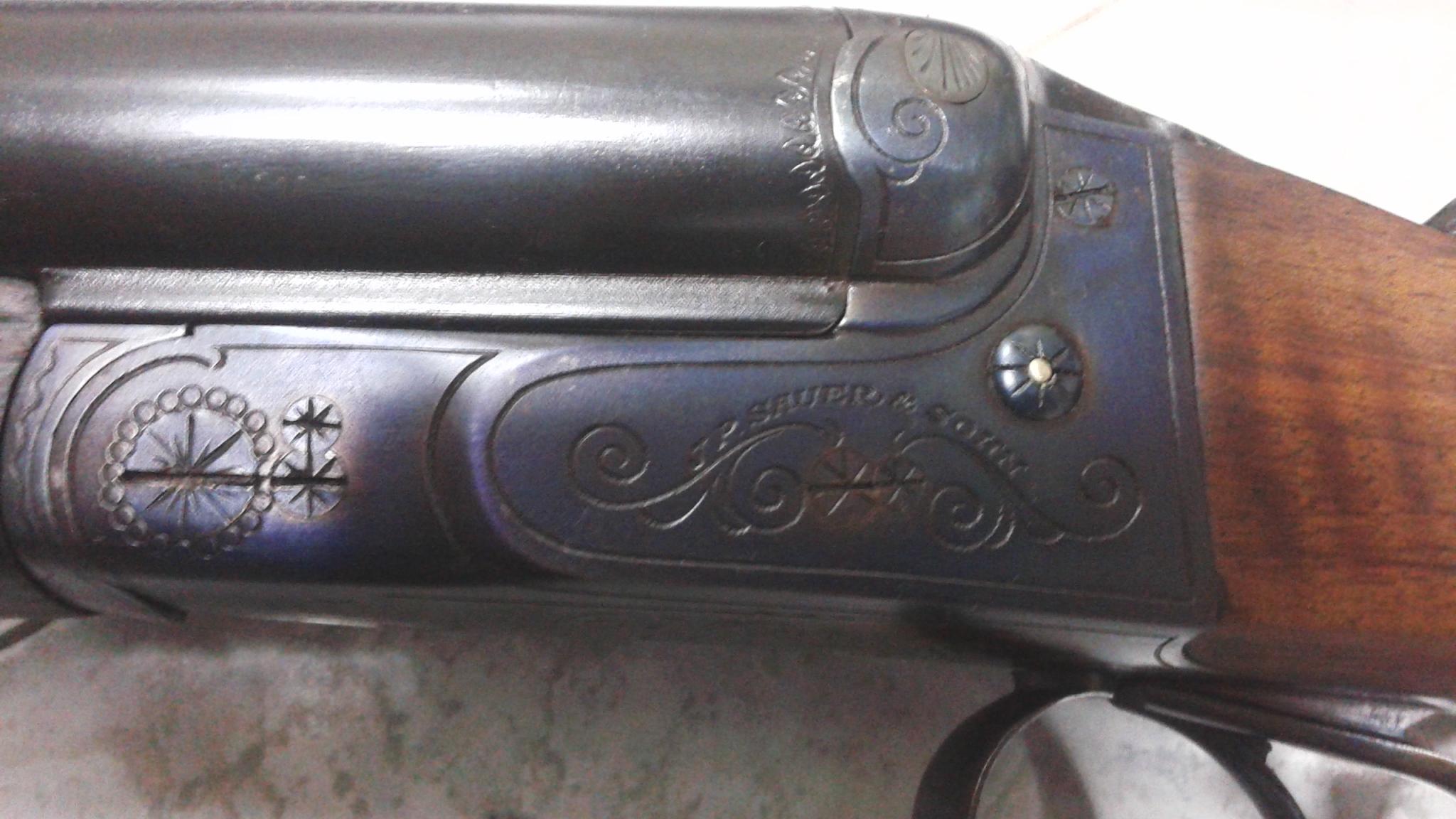 Shotgun Sauer & Sohn Detail