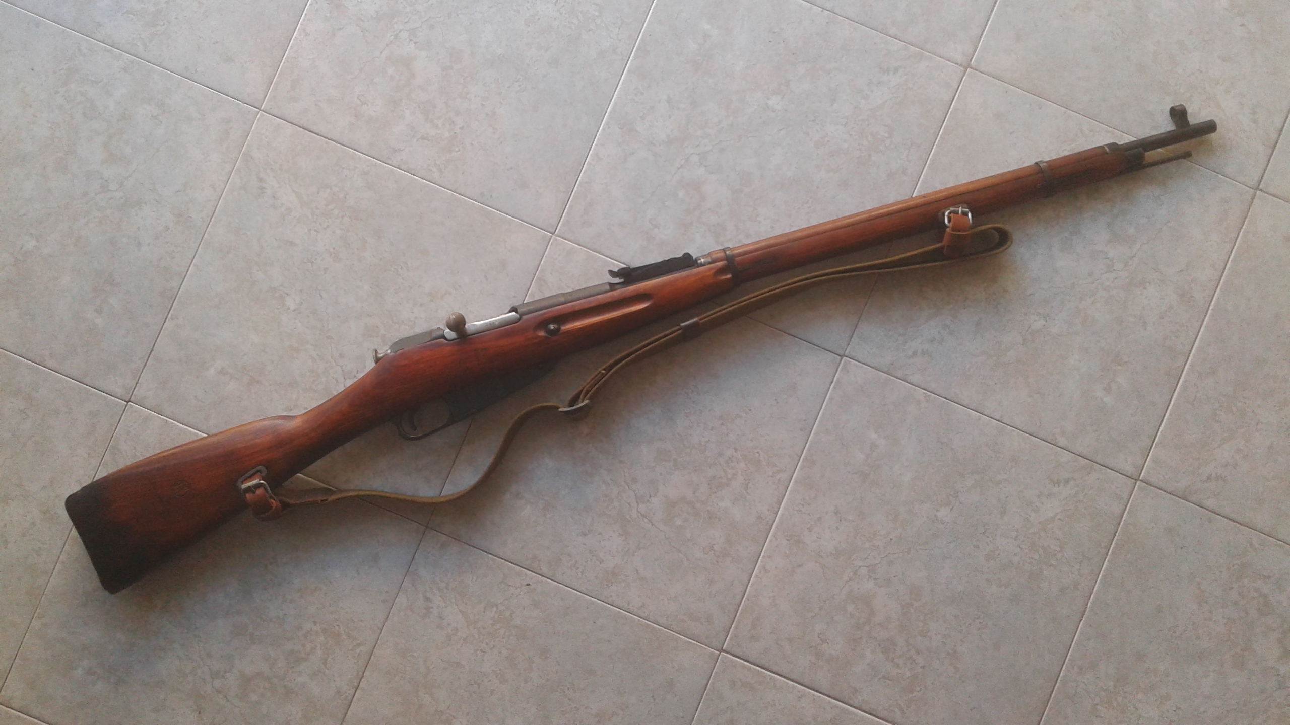 Mosin Nagant Rifle 91/30