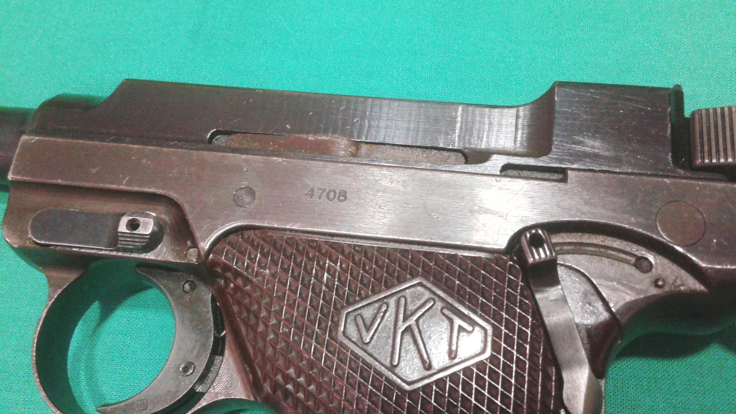 Lahti L-35 9mm SOLD