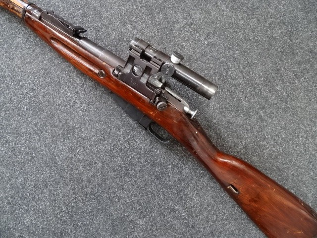 Mosin Nagant Sniper SOLD