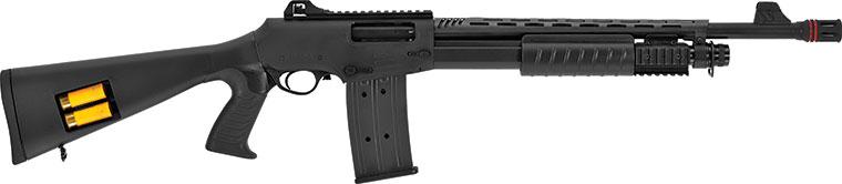 Tactical Shotgun Escort BM-12