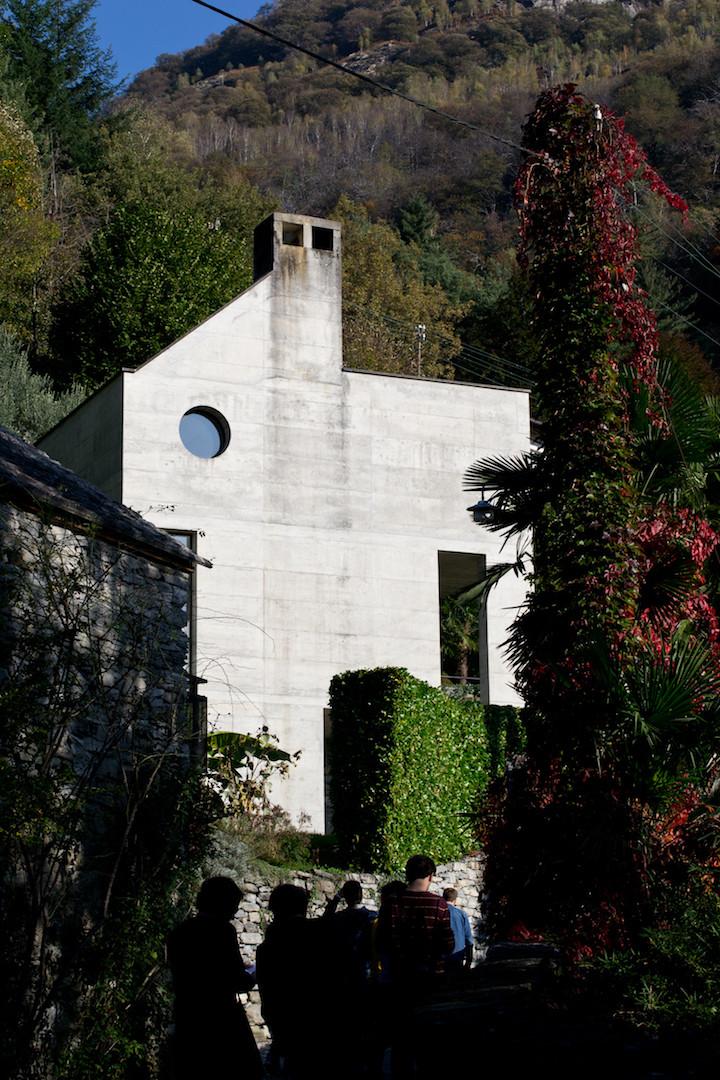 Villas Tessin