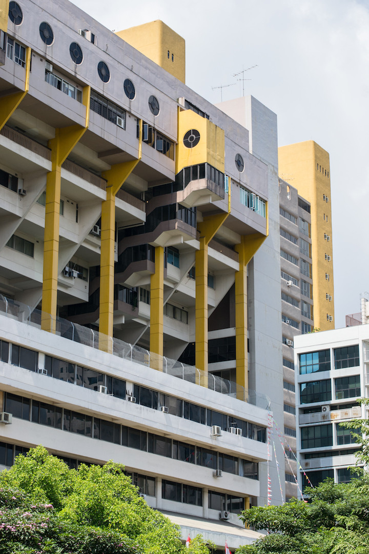Singapore architectuur
