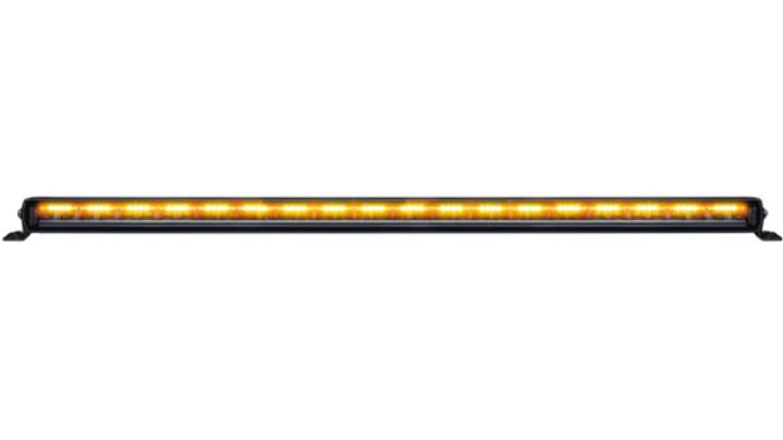 "SIBERIA NIGHT GUARD DUAL POSTION  SINGLE ROW 38"" WARNING LIGHTBAR"