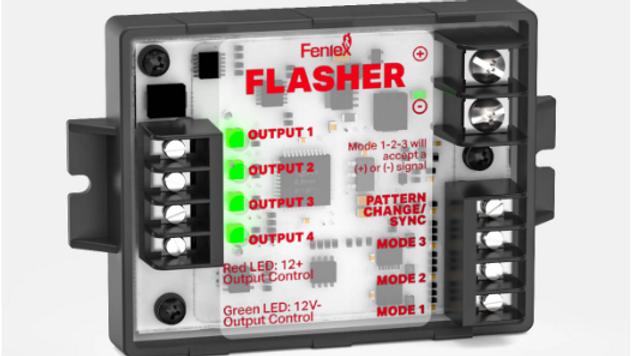 4X FLASHER