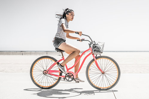 Red Bike, Girl