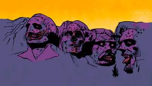 Zombie Rushmore