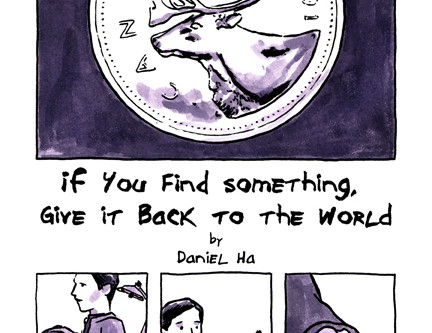 If You Find Something, Give It Back To The World