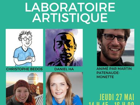 Congrès 2021 de l'Association des communicateurs scientifiques du Québec