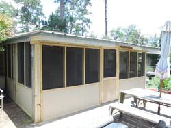 Screen Porch Variation (Solar)