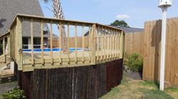 Pool Deck (Skirting shown)