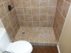 Shower Floor (New Shower)