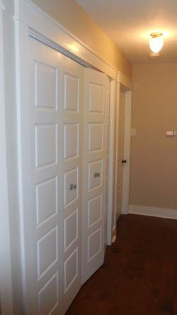 Custom Laundry Doors