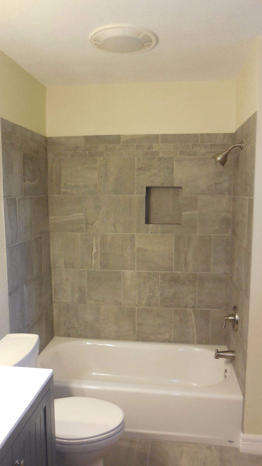 Shower Surround (12 x 12)