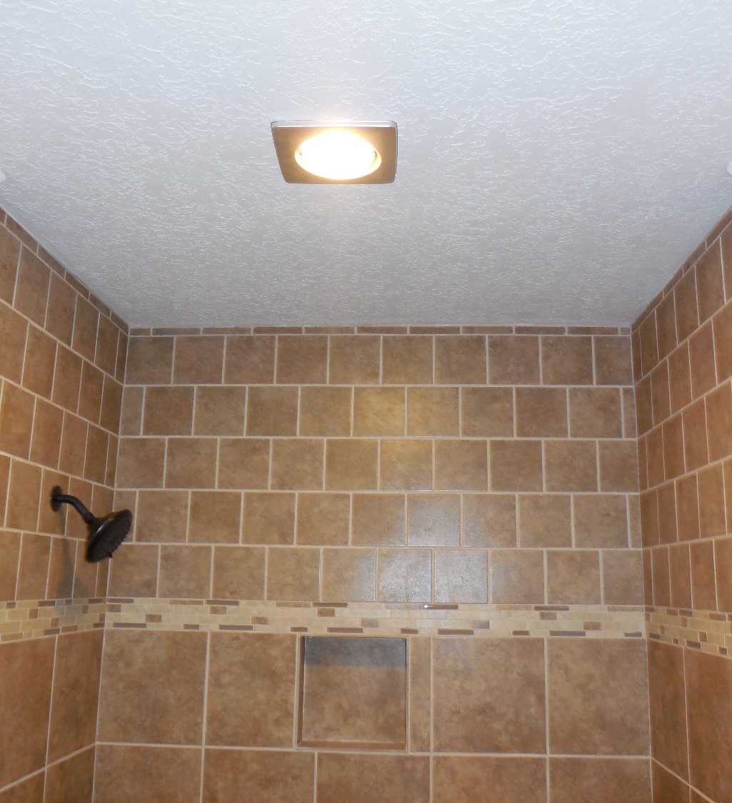 Walk-in Shower (Multi Tile)