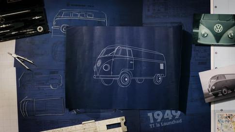 Volkswagen - 60 Years