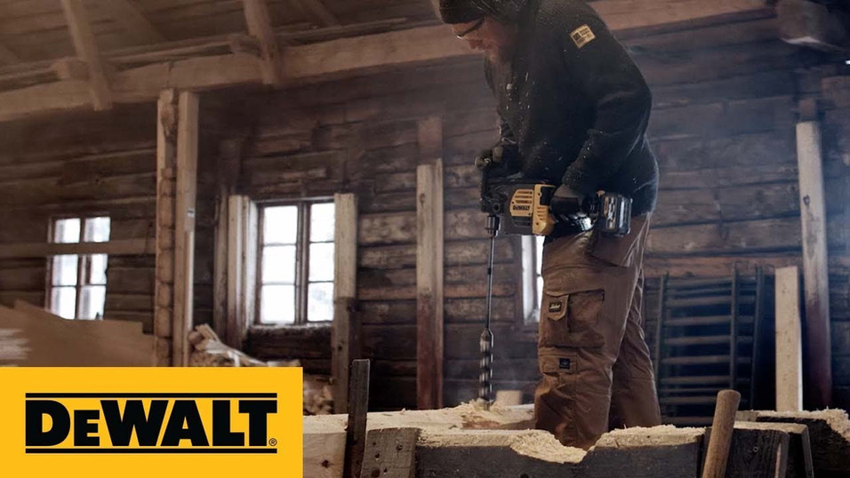 Dewalt - Extreme Locations