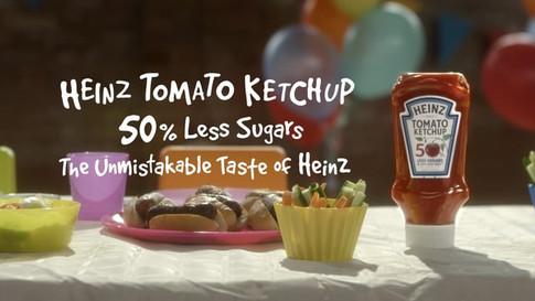 Heinz - 50% Less Sugar