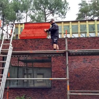 Een voorbeeld voor de bouwheer.