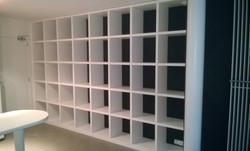Open kast/boekenrek