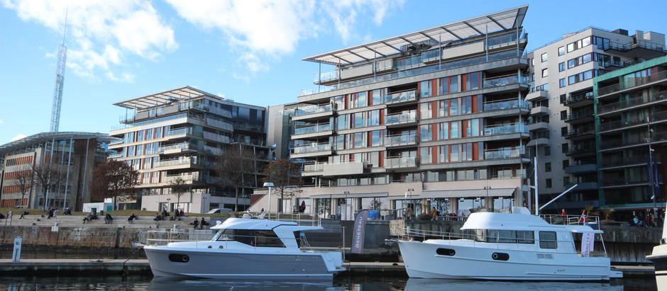 Startskuddet for årets båtsesong