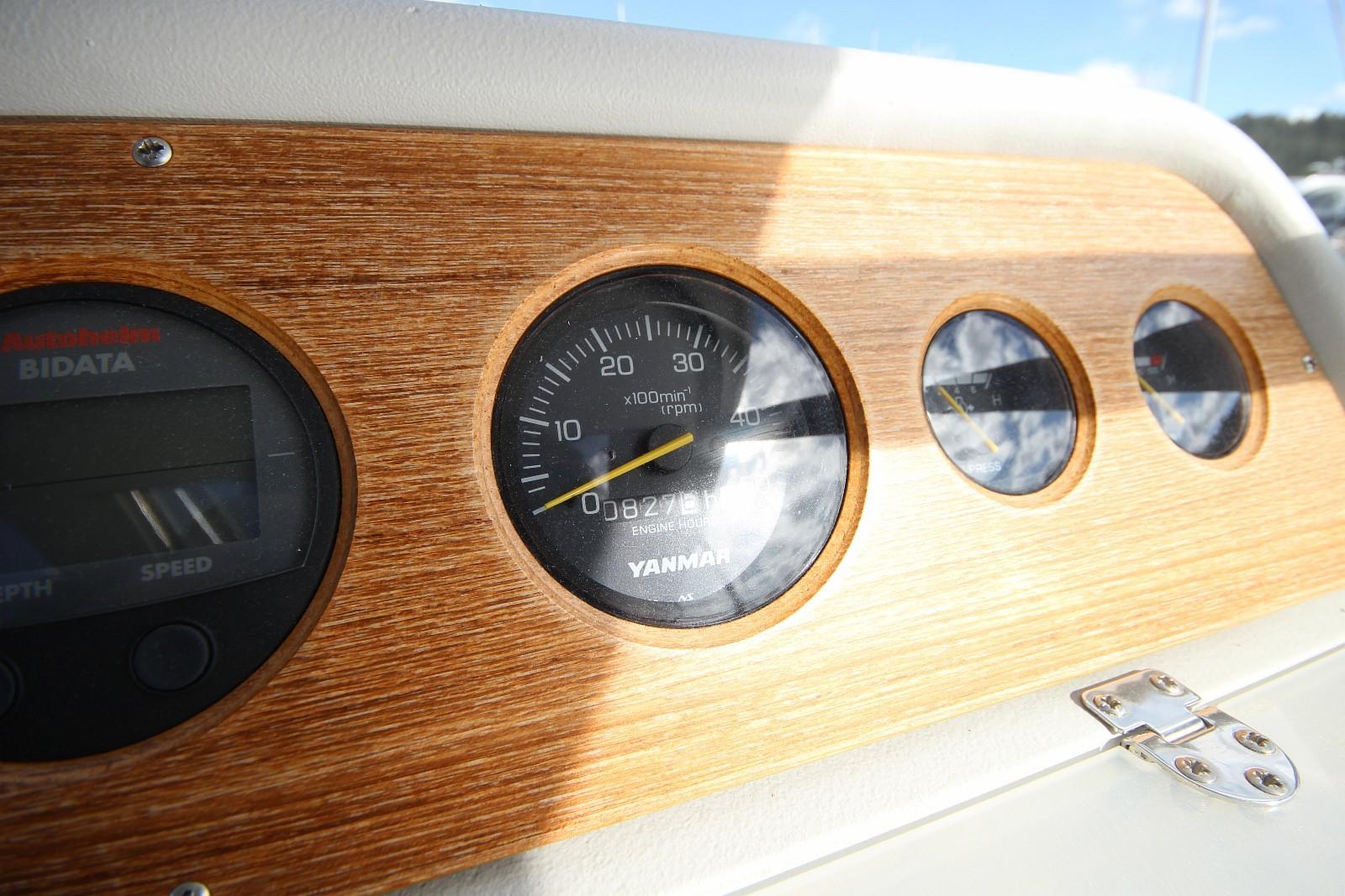 Nimbus 320 Coupé