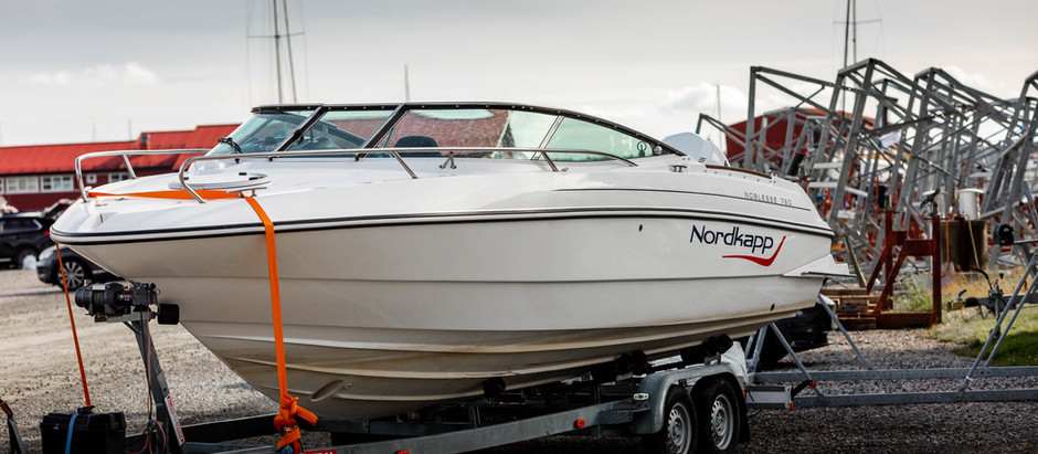 SOLGT: Nordkapp 760 Noblesse