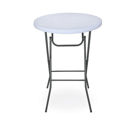 Poseur table / cocktail table