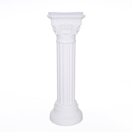 Grecian Pillars - Wedding Aisle Flower Pedestal stand