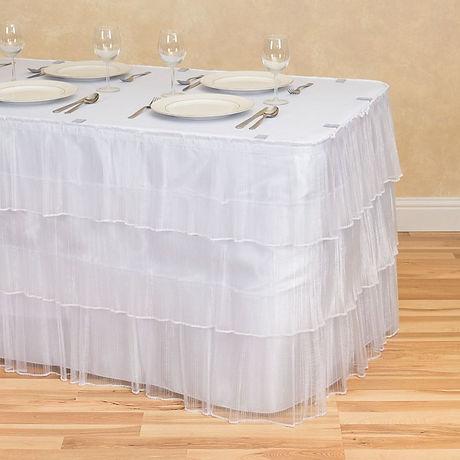 Tiered-Organza-Table