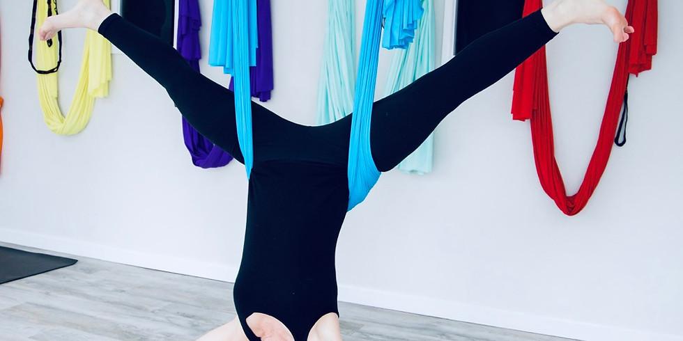 Aerial Yoga 4-weeks course