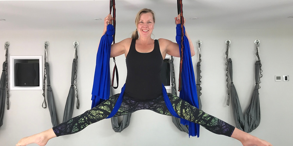 Aerial Yoga for Teenagers