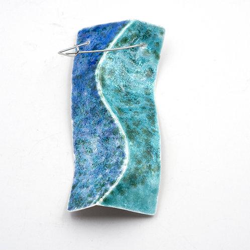Blue/green Wave