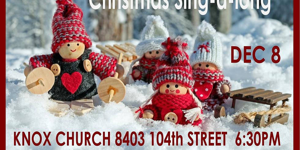 Community Christmas Sing Along