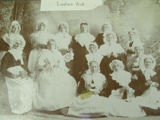 1911 Ladies Aid Society