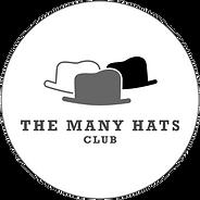 The Many Hats Club Logo